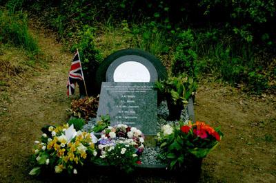 Memorial Lancaster ND873