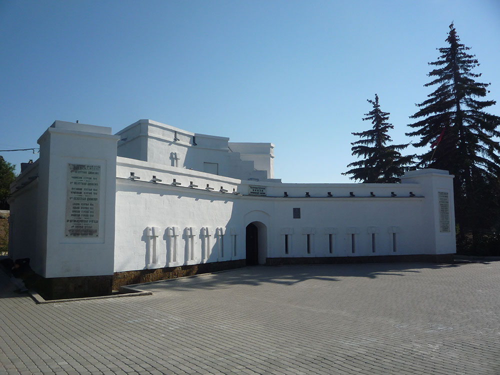Kornilov Bastion