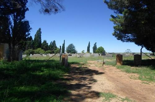Commonwealth War Grave Edenville Cemetery