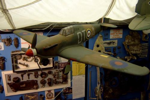 Thameside Aviation Museum