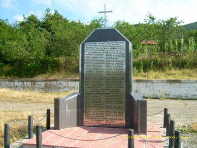 War Memorial Ogoya