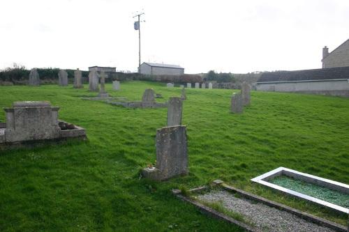 Commonwealth War Grave Chillington Cemetery