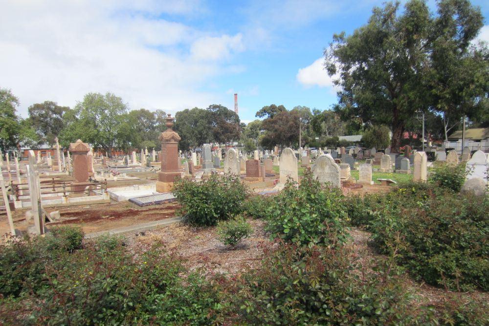 Commonwealth War Graves Hindmarsh Cemetery
