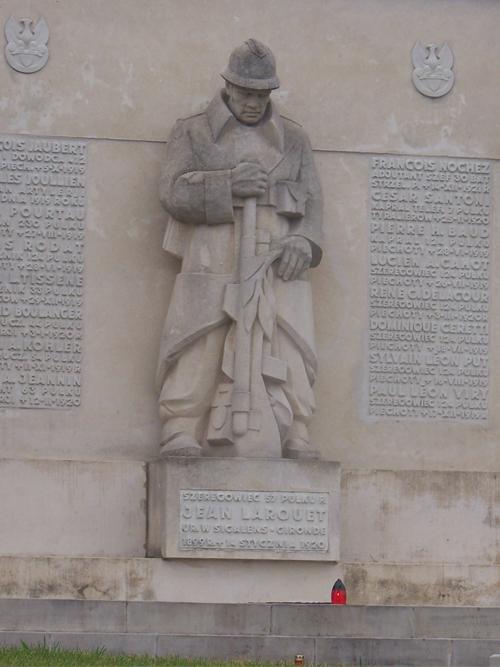 Grafmonument voor de Franse Oorlogsvrijwilligers