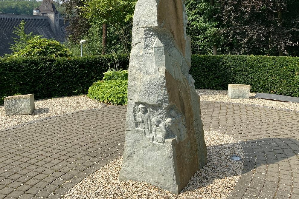 Memorial Victims Möhne Dam Bombings