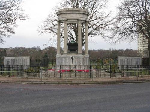 Oorlogsmonument Coatbridge