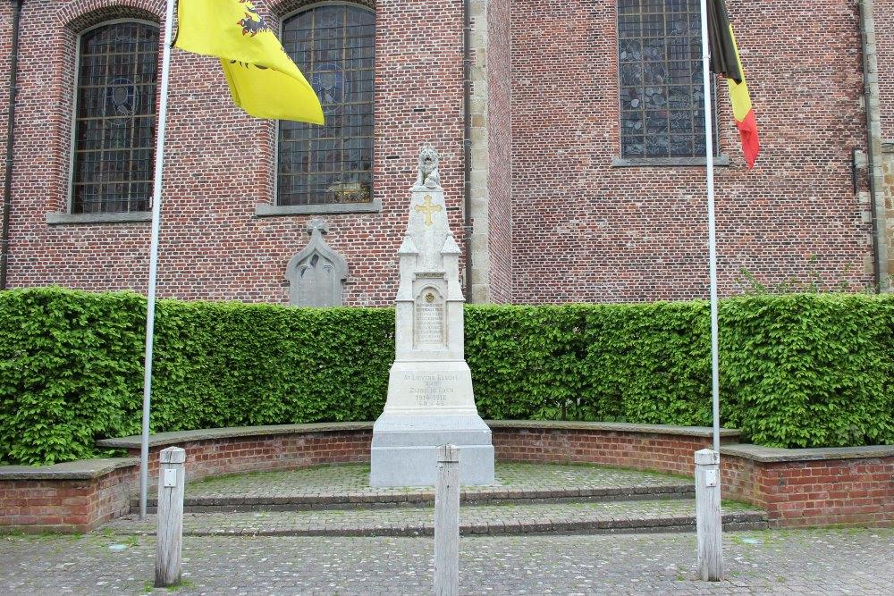 War Memorial Sint-Lievens-Esse