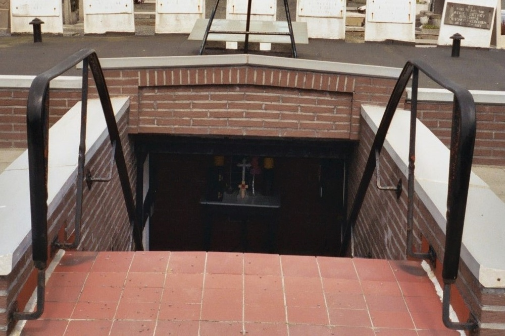 Crypt Zonnebeke