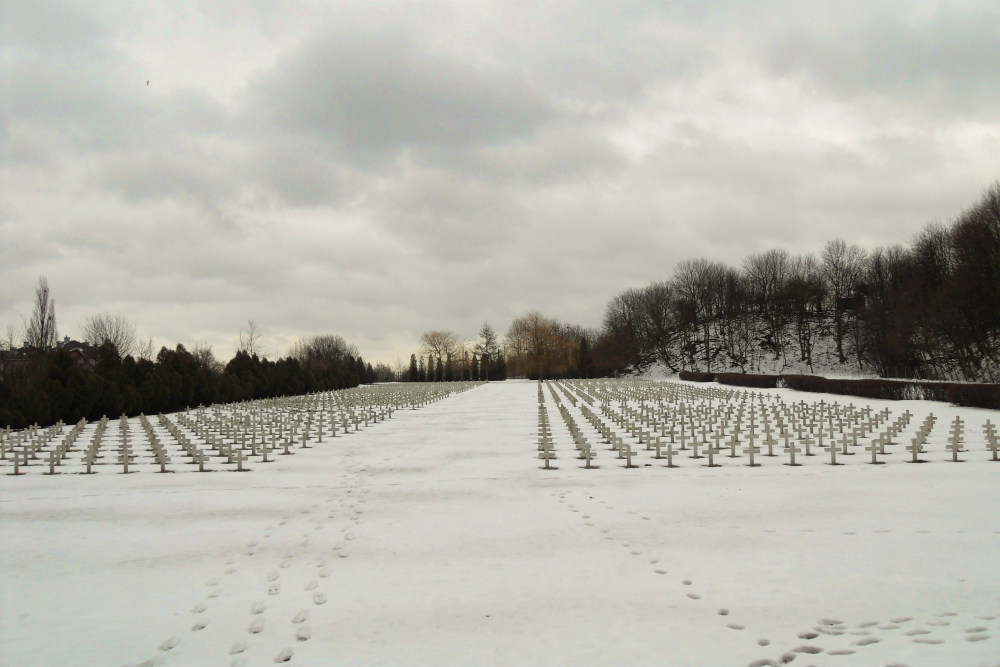 French War Cemetery Gdansk