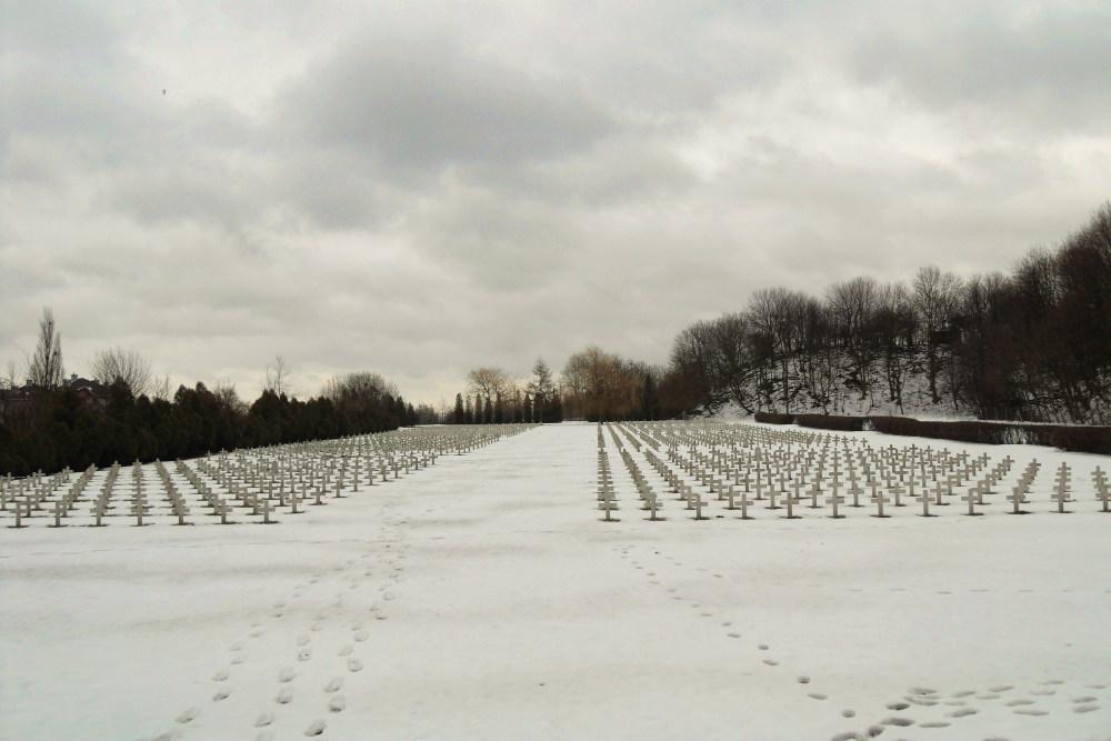 Franse Oorlogsbegraafplaats Gdansk