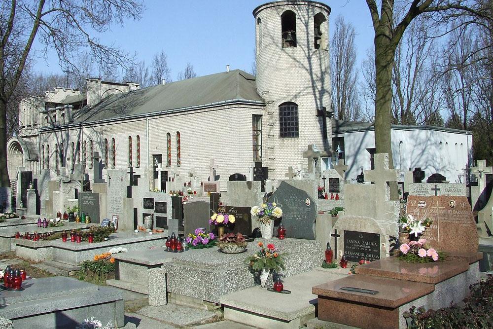Cemetery Wolski
