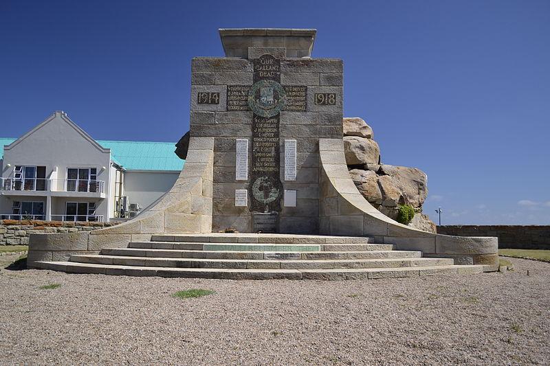 Oorlogsmonument Mossel Bay