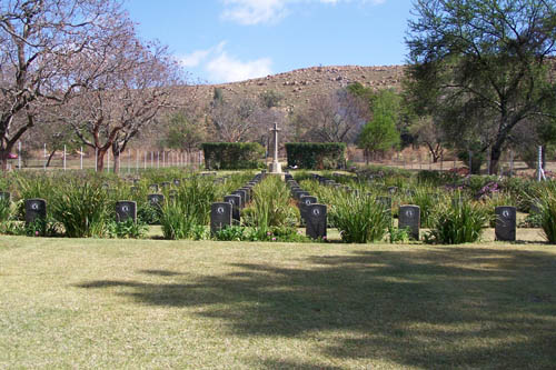Commonwealth War Cemetery Cullinan