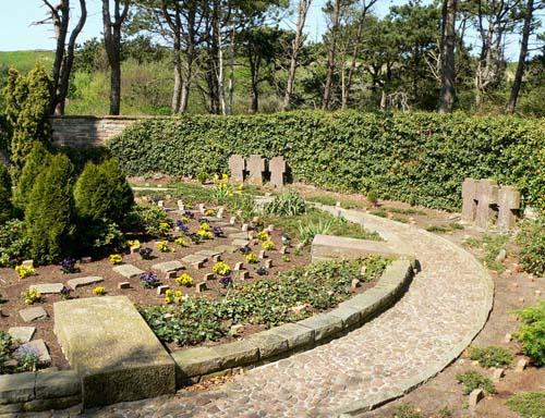 German War Cemetery Wangerooge