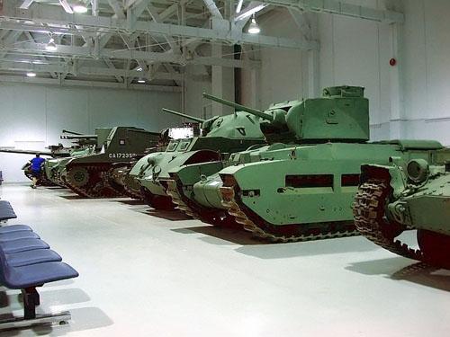 Base Borden Military Museum
