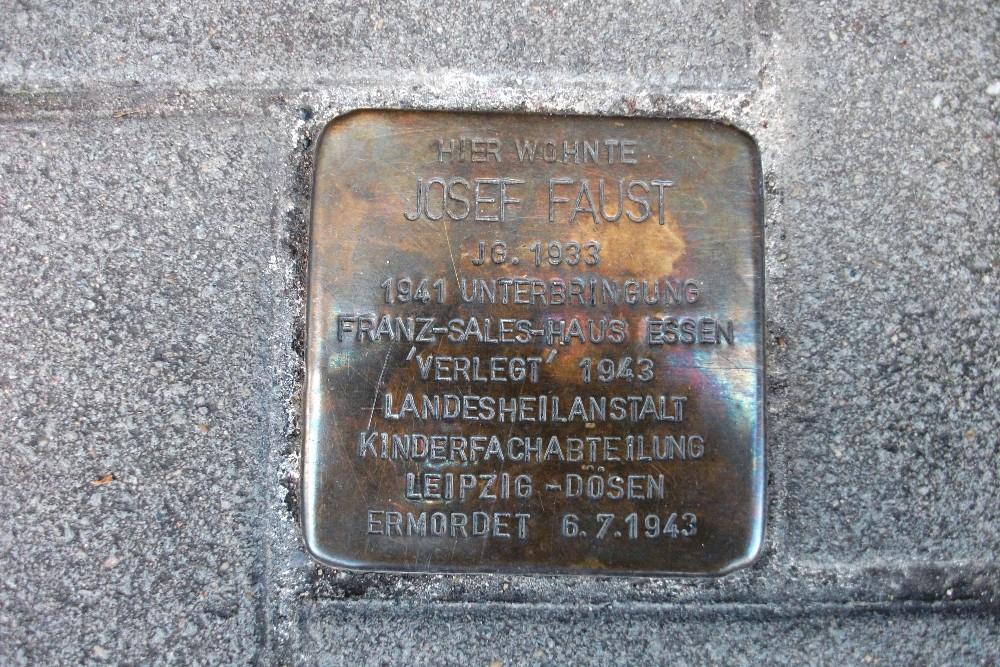 Stolpersteine Adolfstraße 43