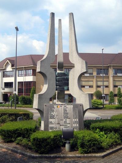 War Memorial Zolder