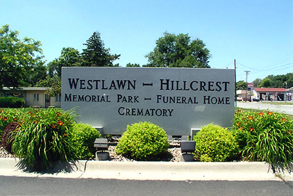 American War Graves Westlawn-Hillcrest Memorial Park