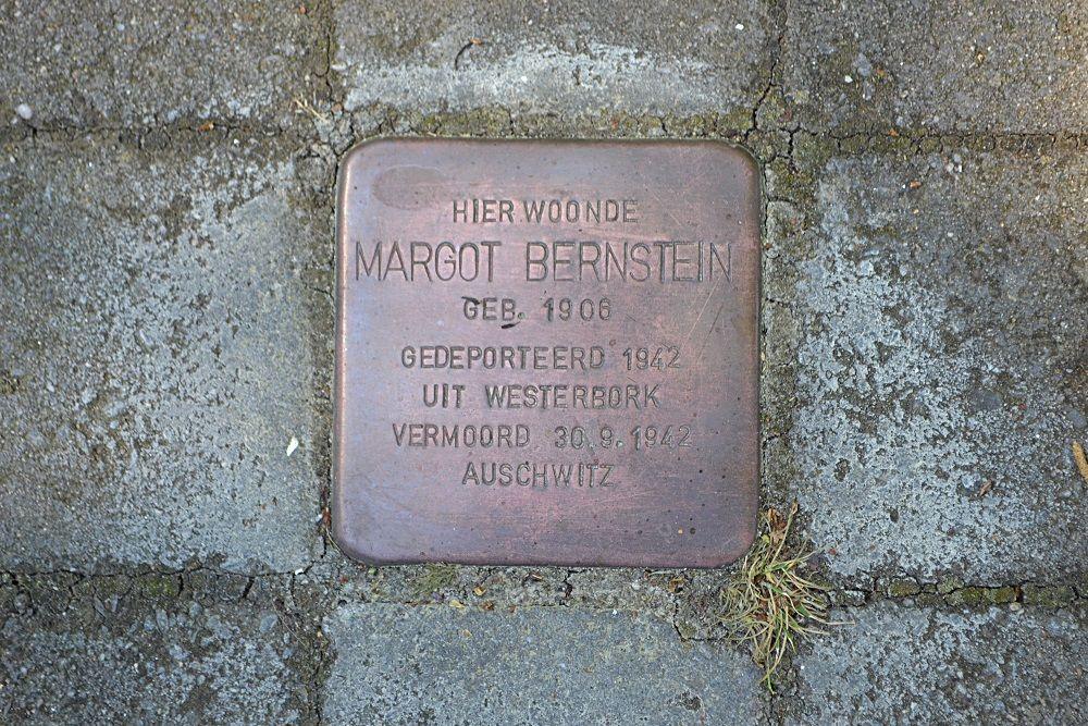 Stolperstein Professor Dondersstraat 39