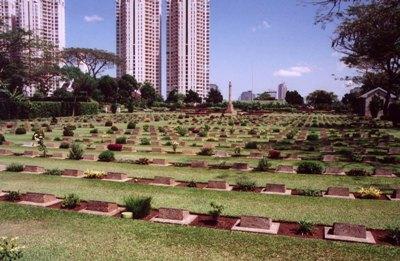 Commonwealth War Cemetery Jakarta