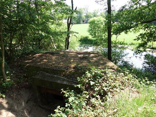 Grebbelinie - Asschatterkade - S3 Kazemat GL045