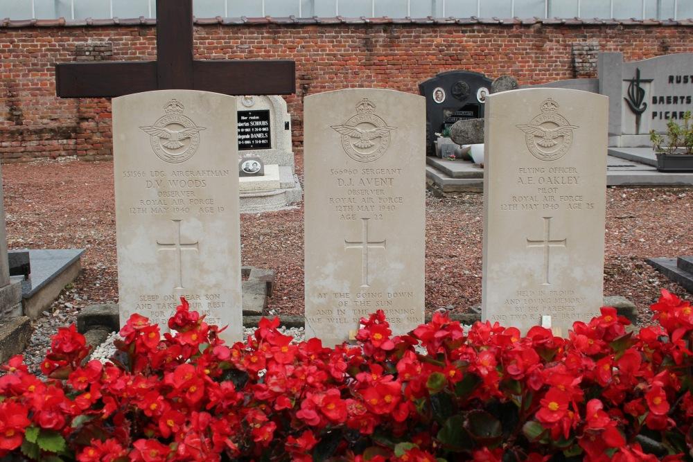 Oorlogsgraven van het Gemenebest Munsterbilzen