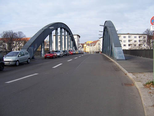 Charlottenbrücke Berlijn-Spandau