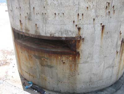 Bunkers Harbour of Constanta