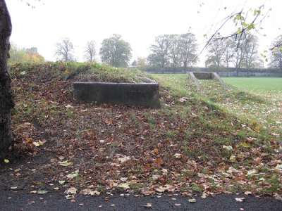 Underground Air Raid Shelter Wrythe Recreation Ground