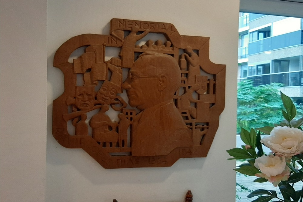 Monument David Lopes Dias Hilversum