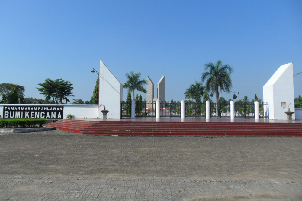 Bumi Kencana Indonesian Heroes' Cemetery