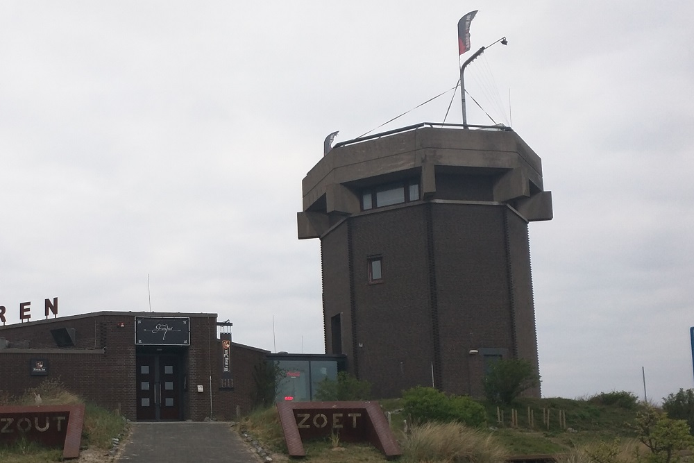 German Radar Tower