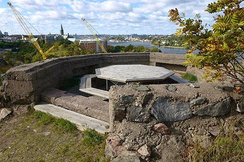 Anti-aircraft Battery Finnberget