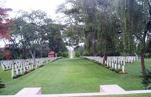 Commonwealth War Cemetery Nairobi