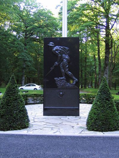 Memorial 4th US Marine Brigade