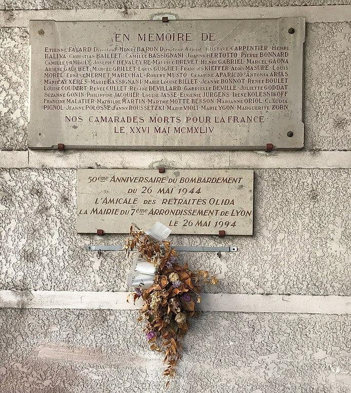 Monument Bombardement 26 Mei 1944