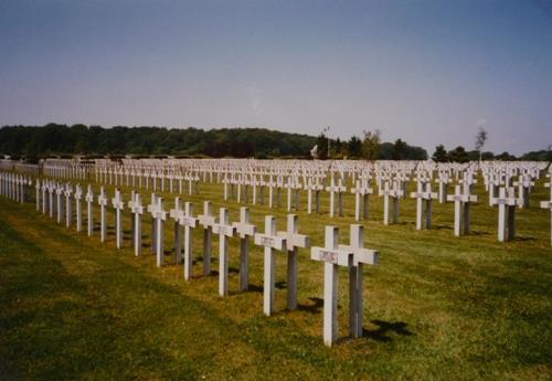 French War Cemetery Prisonniers de Guerre