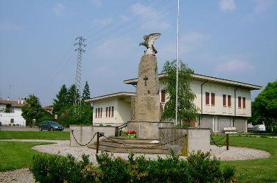 Oorlogsmonument Agugliaro