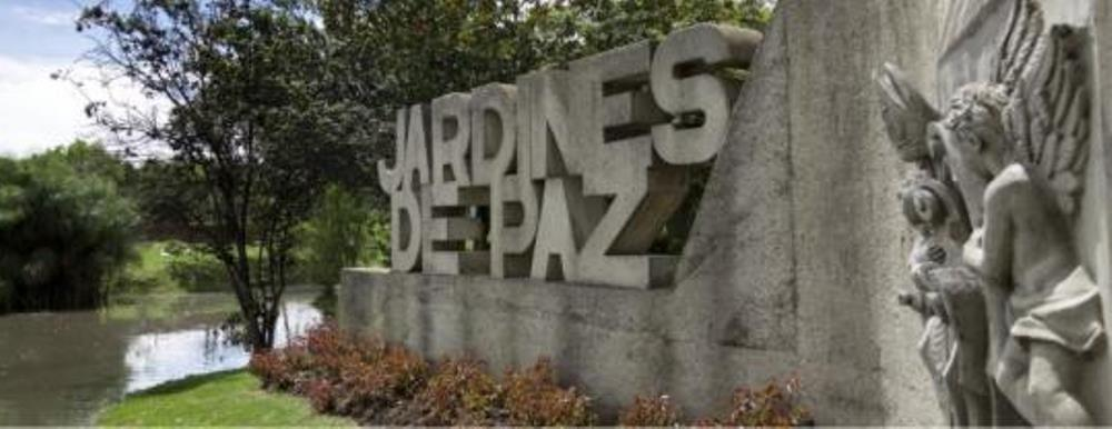 Amerikaans Oorlogsgraf Jardines de Paz