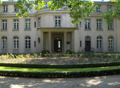 Villa of the Wannsee Conference