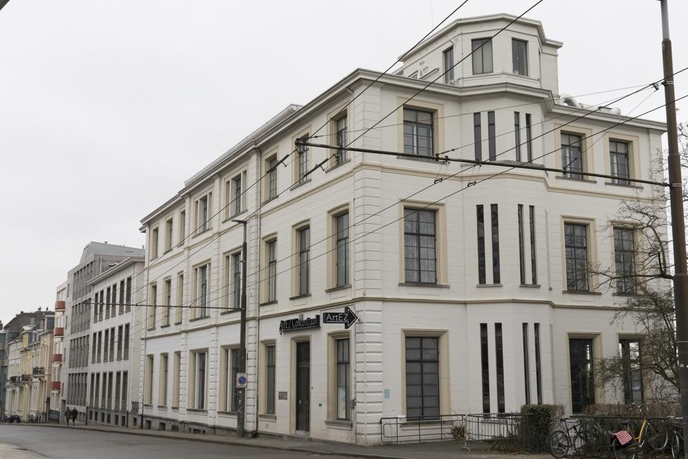 Voormalige Hoofdkwartier SD Arnhem