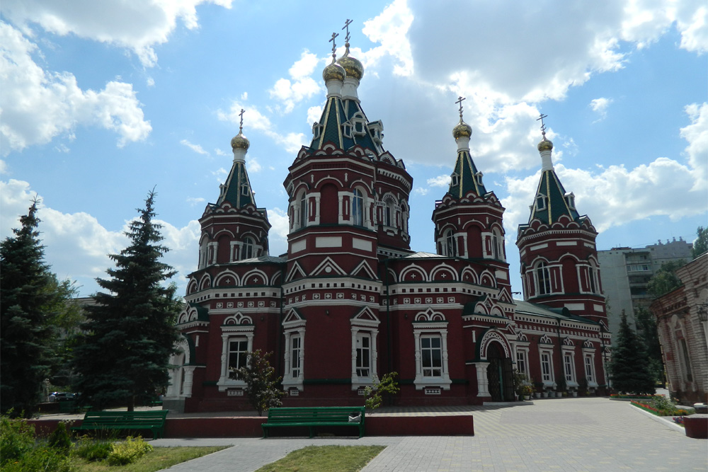 Kazankathedraal Volgograd