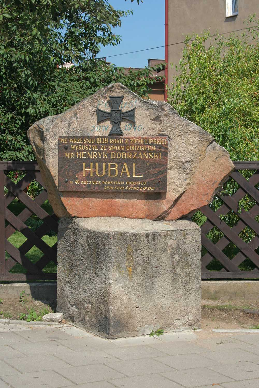 Monument Henryk Dobrzański