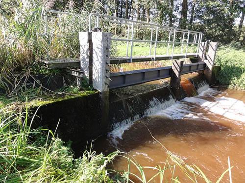 Peel-Raamstelling - Weir Nieuwenhofweg (Mill)