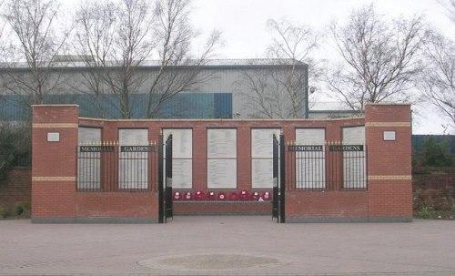 War Memorial Featherstone