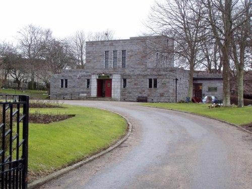 Memorial Crematorium Aberdeen