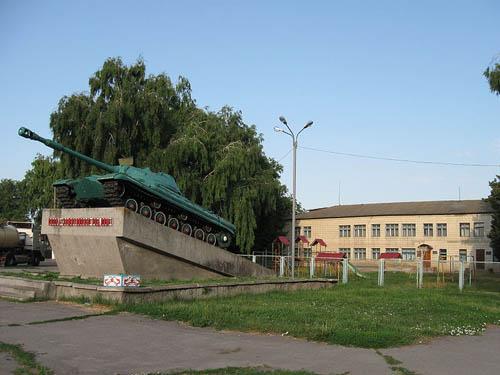 Bevrijdingsmonument (IS-3 Tank) Kaharlyk