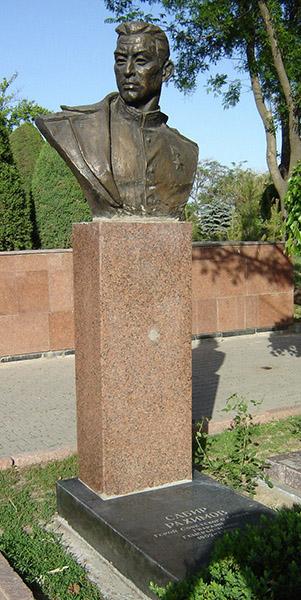 Soviet War Cemetery Tashkent