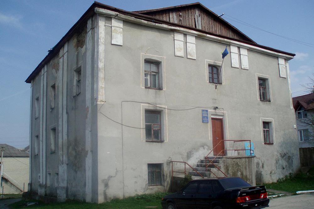 Former Synagogue Vyshnivets