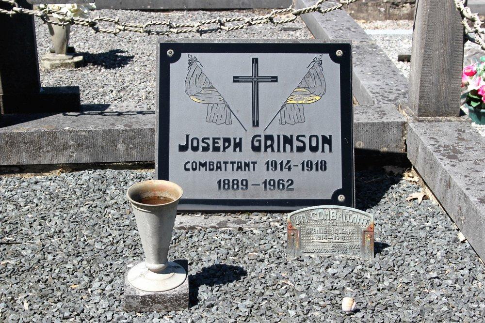 Graves Veterans Nassogne